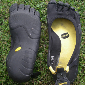 Scott Jurek Shoes