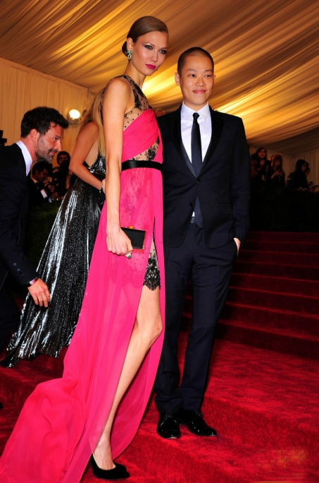 THE METROPOLITAN MUSEUM OF ART'S Spring 2012 COSTUME INSTITUTE Benefit Gala