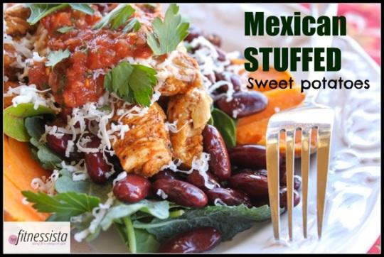 MexicanStuffedSweetPotato