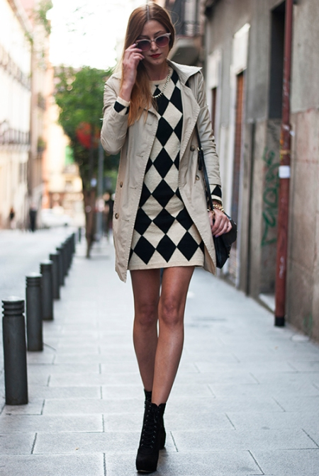 CheckeredDress