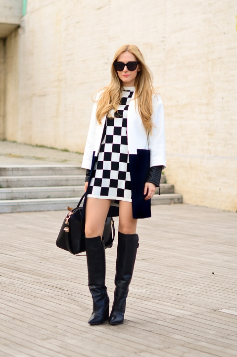 CheckeredDress