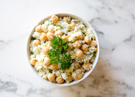 Cauliflower-Couscous