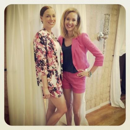 Fashion-Shorts-Suit