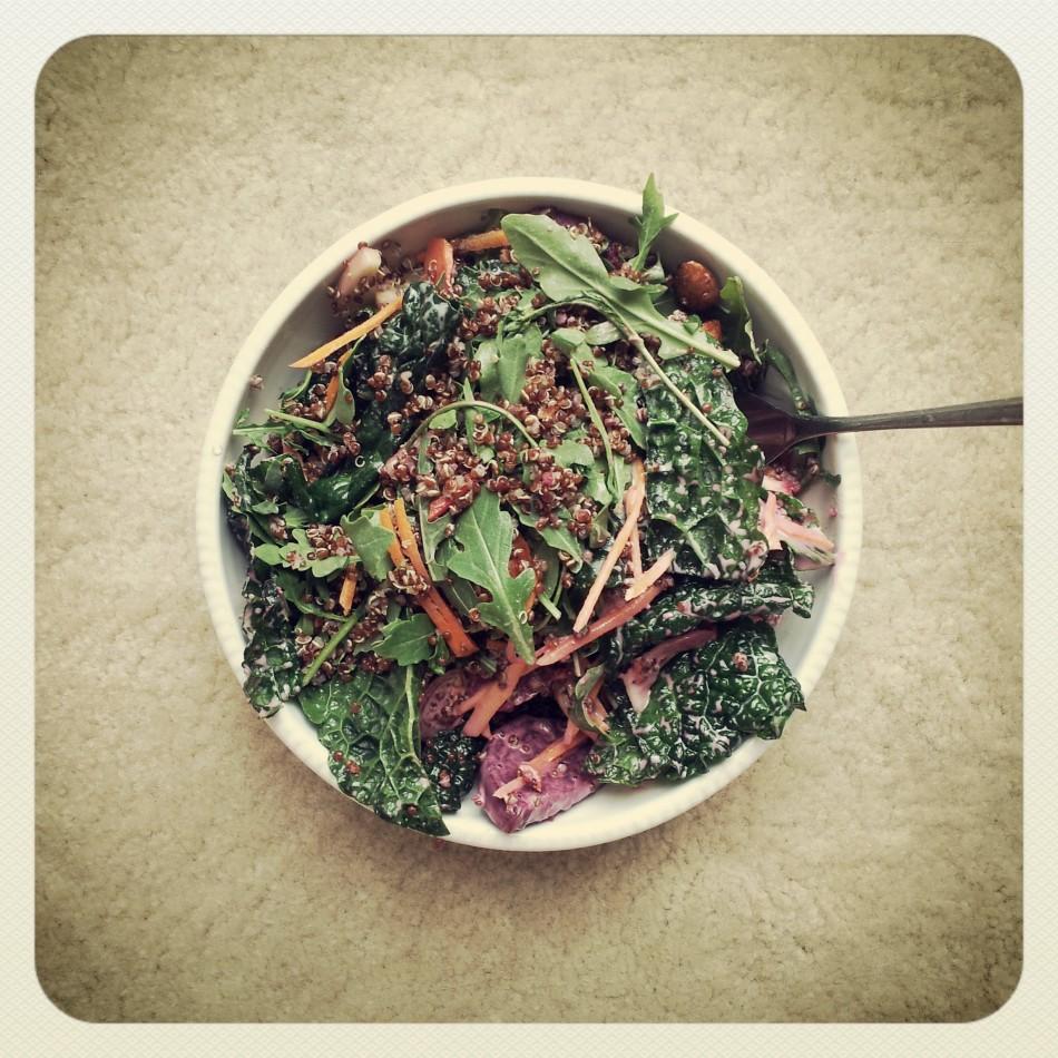 Food-Salad-Beast