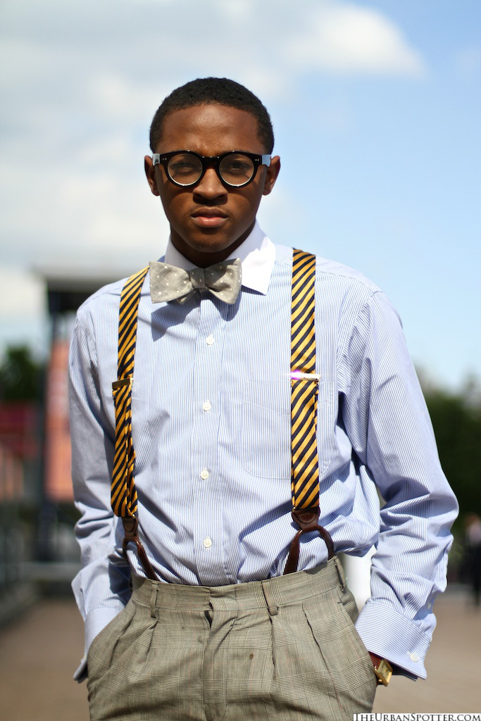 Striped-Suspenders
